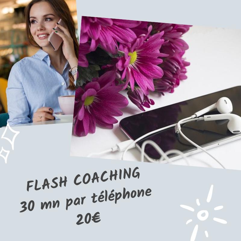 FLASCH coaching par téléphone