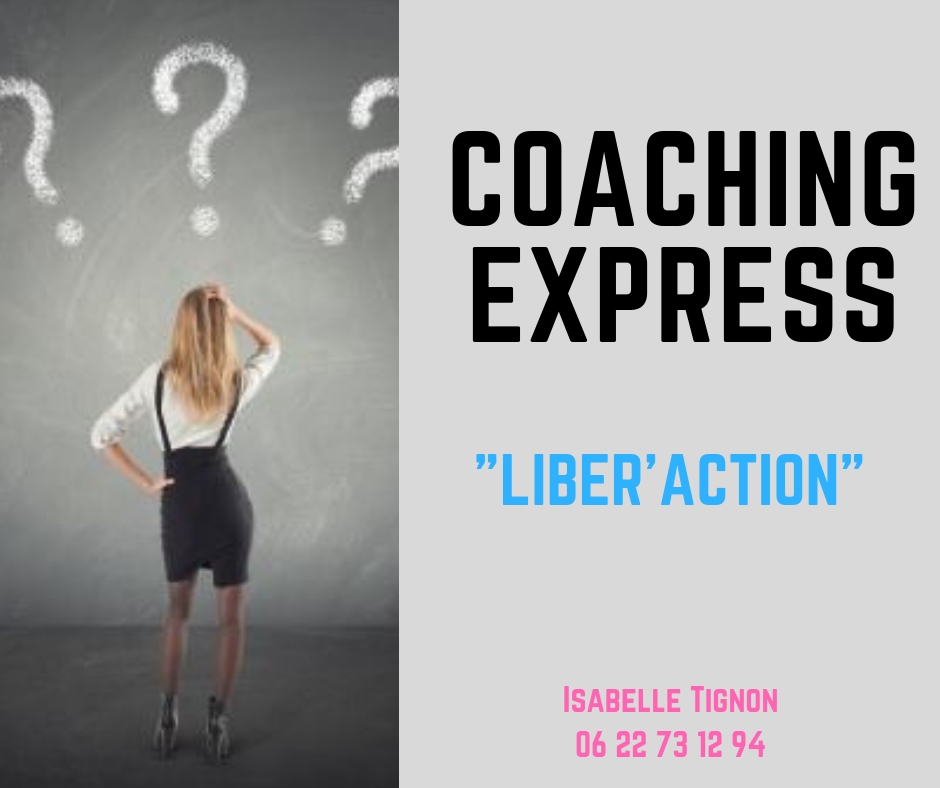 coaching express isabelle tignon