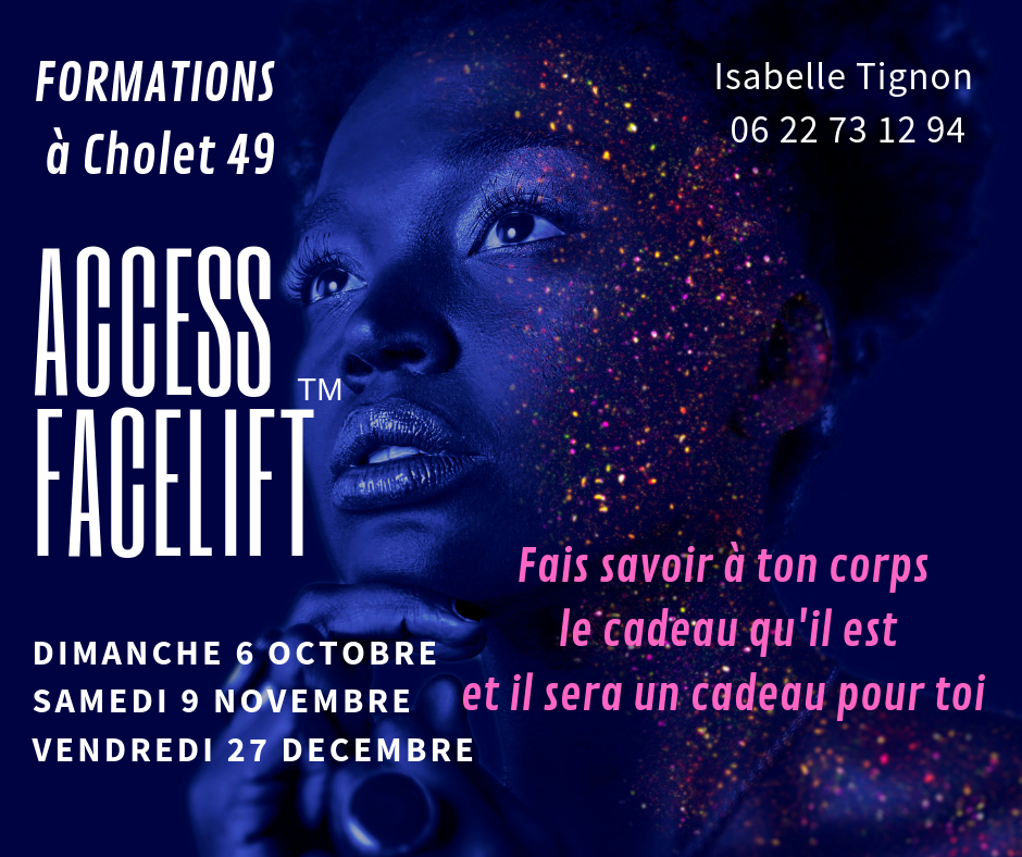 formation access facelift Cholet 49 isabelle tignon