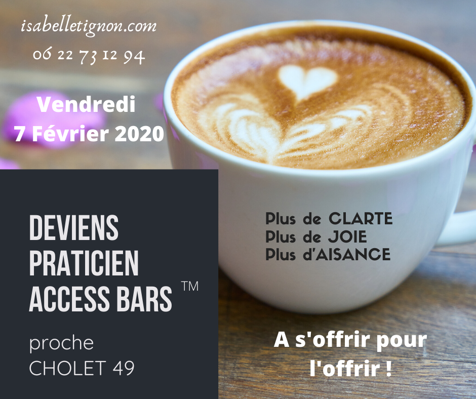 Access Bars Cholet 07-032-2020
